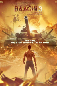 Baaghi 3 Hindi movie reviews, photos, videos