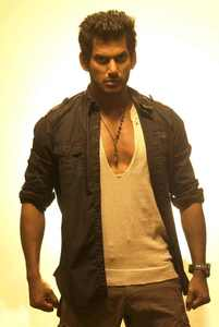 Actor Vishal in Irumbu Thirai, Actor Vishal photos, videos in Irumbu Thirai