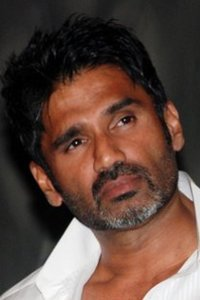 Actor Sunil Shetty in Darbar, Actor Sunil Shetty photos, videos in Darbar