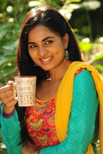 Actor Shrushti Dange in  Mupparimanam, Actor Shrushti Dange photos, videos in  Mupparimanam