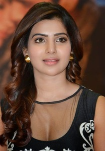 Actress Samantha stills.