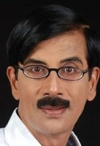 Actor Manobala in Kanchana 3, Actor Manobala photos, videos in Kanchana 3