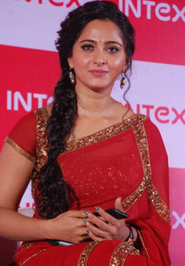 Actor Anushka Shetty in Varna, Actor Anushka Shetty photos, videos in Varna