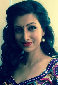 Actor Hamsa Nandini in Rudramadevi, Actor Hamsa Nandini photos, videos in Rudramadevi