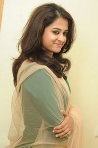 Actress Nanditha 's Stunning Stills