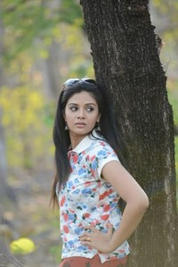 Recent Images Of Sree Mukhi.