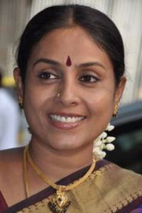 Actor Saranya Ponvannan in Gang Leader, Actor Saranya Ponvannan photos, videos in Gang Leader
