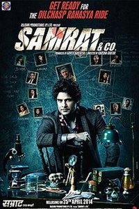 Samrat & Co. Hindi movie reviews, photos, videos