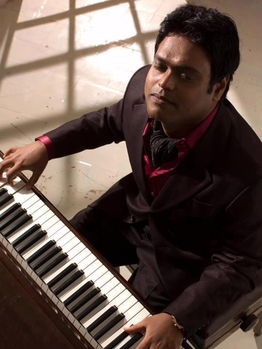 Music Director Harris Jayaraj
