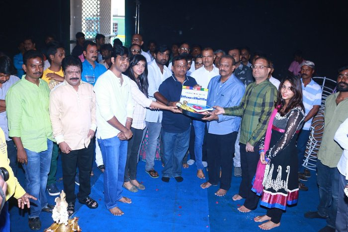 Vijay Sethupathi's next with K.V.Anand - Pooja Stills