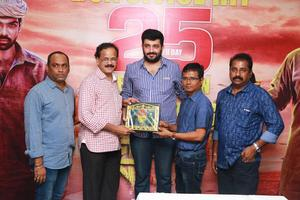 Jackson Durai 25th day celebration stills | Siddharth Vipin, JD director Dharanidharan and dir sasi