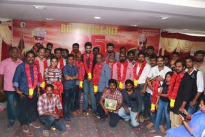 Jackson Durai 25th day celebration stills | Actor Sibiraj, Siddharth Vipin, JD director Dharanidharan and dir sasi