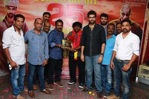 Jackson Durai 25th day celebration stills | Actor Sibiraj, Siddharth Vipin, JD director Dharanidharan and Yogi Babu