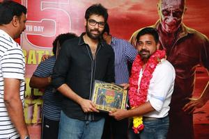 Jackson Durai 25th day celebration stills | Actor Sibiraj