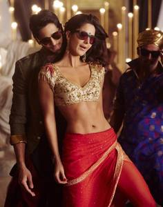 Sidharth Malhotra and Katrina Kaif still from Baar Baar Dekho