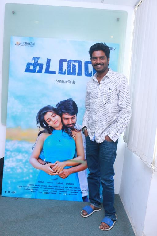 Kadalai Movie Audio Launch Stills | Makapa Anand