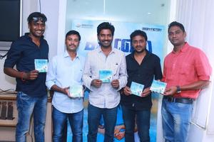 Kadalai Movie Audio Launch Stills | Music Director C. S. Sam, Makapa Anand, Director P. Sagayasuresh