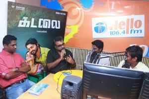 Kadalai Movie Audio Launch Stills | Makapa Anand, Ponvannan, Music Director C. S. Sam