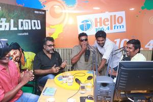 Kadalai Movie Audio Launch Stills | Makapa Anand, Ponvannan, Music Director C. S. Sam, John Vijay