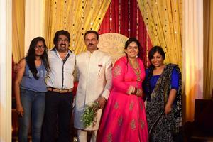 Actress Radha 25th year Wedding Anniversary Stills | Malayalam Actor Jose