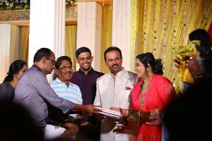 Actress Radha 25th year Wedding Anniversary Stills | Bharathiraja