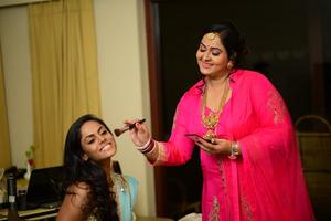 Actress Radha 25th year Wedding Anniversary Stills | Karthika Nair