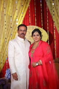 Actress Radha 25th year Wedding Anniversary Stills