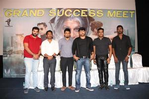 Iru Mugan Success Meet Stills | Vikram, Director Anand Shankar, Music Director Harris Jayaraj