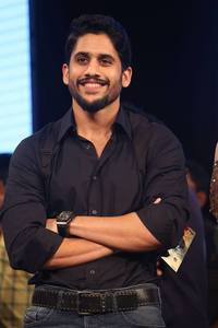 Naga Chaitanya at Premam Audio Launch