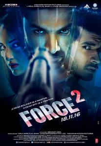 Force 2 Hindi Movie Posters