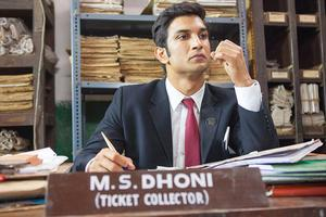 Sushant Singh Rajput stills from MS Dhoni: The Untold Story