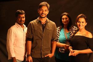 Gautham Karthik, RJ Balaji stills from Ivan Thandhiran Movie