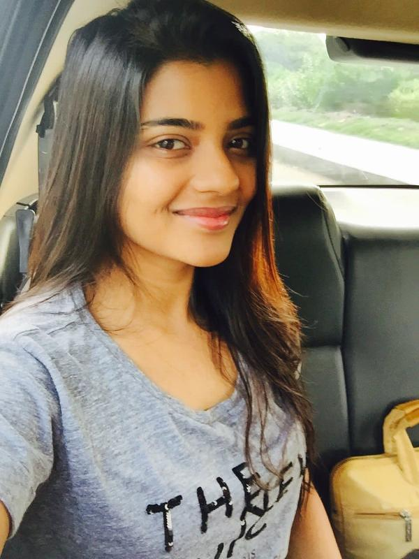 Actress Aishwarya Rajesh
