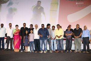 Savarakkathi Audio & Trailer launch stills