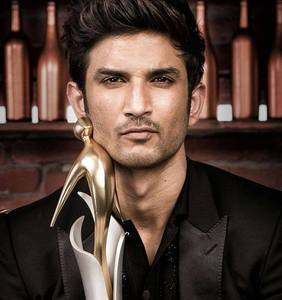 Sushant Singh Rajput Won Youth Icon Of The Year | Filmfare Glamour & Style Awards 2016