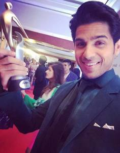 Most Stylish Star - Sidharth Malhotra at Filmfare Glamour & Style Awards 2016