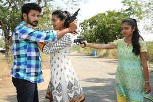 Ivan Yarendru Therikiratha Movie Stills | Office Vishnu, Varsha Bollamma, Ishara Nair