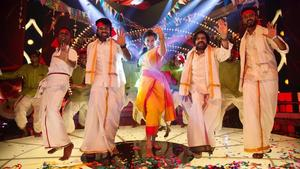 Stills From Kavan Tamil Movie