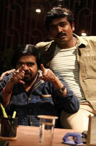 Vijay sethupathi, TR Stills From Kavan Tamil Movie
