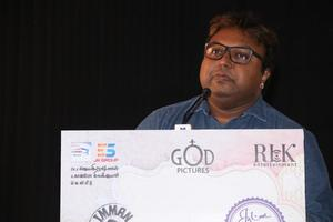 D Imman at Rubaai Movie Audio Launch Stills