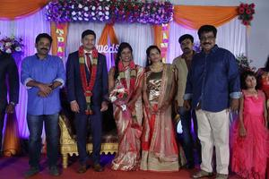 Director Seenu Ramasamy's Sister Wedding Reception | Livingston