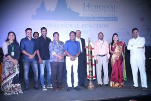 14th Chennai International Film Festival Opening Ceremony Stills