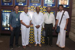 The Creator with Midas Touch - Documentary on Director Panchu Arunachalam Screened at 14 CIFF | SP Muthuraman, J Mahendran, Subbu Panchu, Dhananjayan Govind