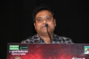 Harris Jayaraj at Si3 aka Singam 3 Movie Press Meet
