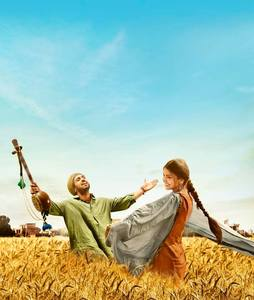 Diljit Dosanjh, Anushka Sharma still from Phillauri Movie