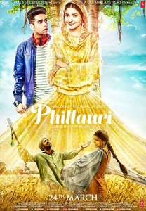 Phillauri Hindi Movie Posters