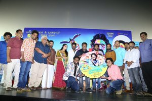 Panjumittai Movie Audio Launch Stills