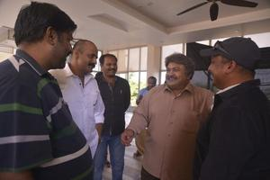 Yaar Ivan Movie Working Stills | Director Tatineni Satya, Prabhu, Kishore