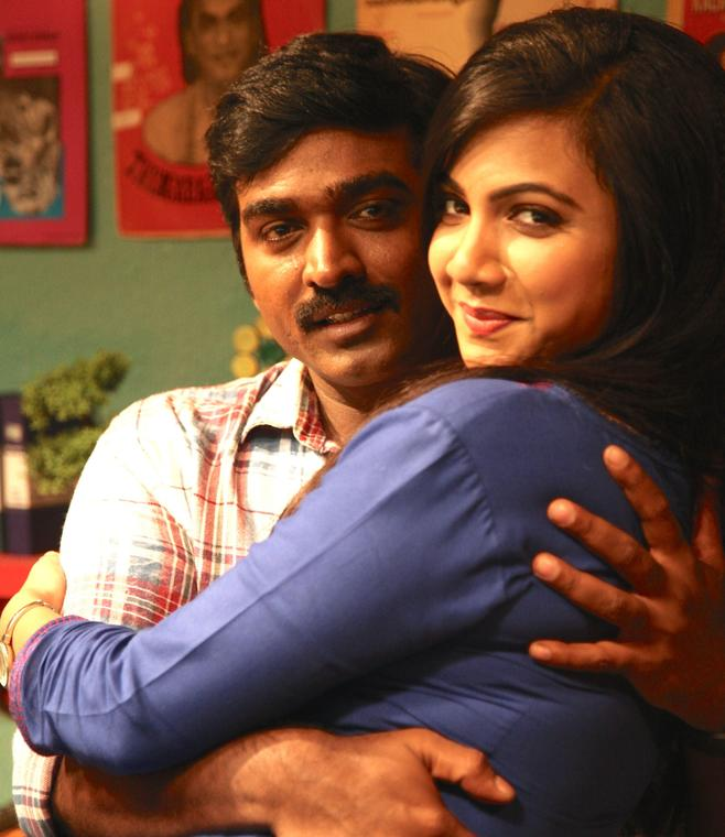 Kavan Movie Stills | Madonna Sebastian, Vijay Sethupathi