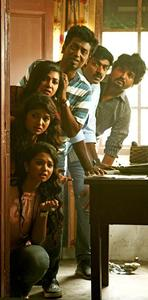Kavan Movie Stills | Madonna Sebastian, Vijay Sethupathi, Jagan